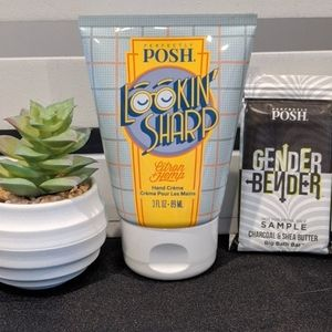 Perfectly Posh Lookin Sharp Men's Hand Creme